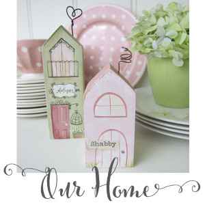 Shabby Art Boutique - Our Home