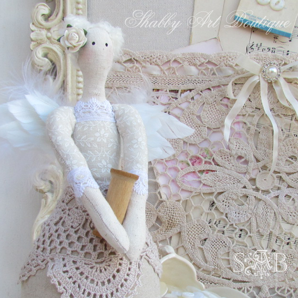 Shabby Art Boutique Granny Chic 4