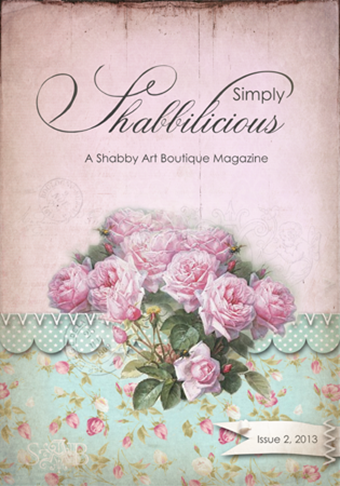 Simply Shabbilicious Magazine issue 2-450