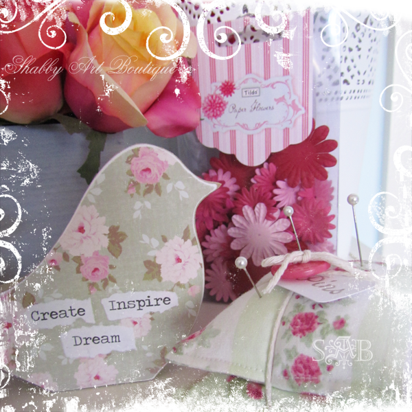 Shabby Art Boutique studio 2