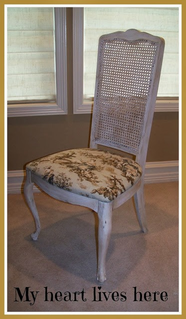 french chair 013