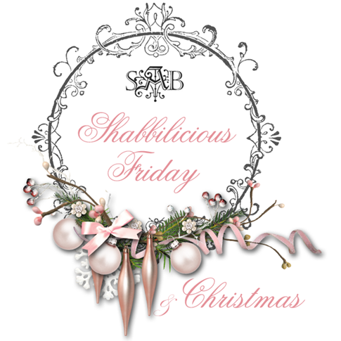 http://shabbyartboutique.com/2013/12/shabbilicious-friday-christmas-link-party-4.html