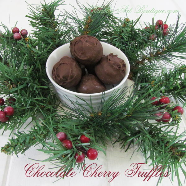 Shabby Art Boutique - Christmas Recipe 8