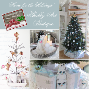 Shabby Art Boutique Christmas Tour 2013