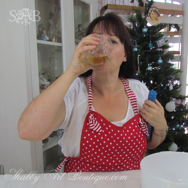 Shabby Art Boutique - Christmas recipe 2