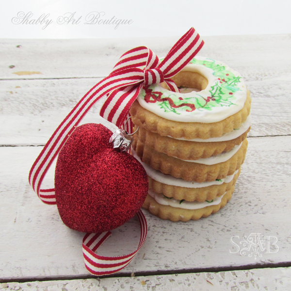 Shabby Art Boutique cookie exchange 3