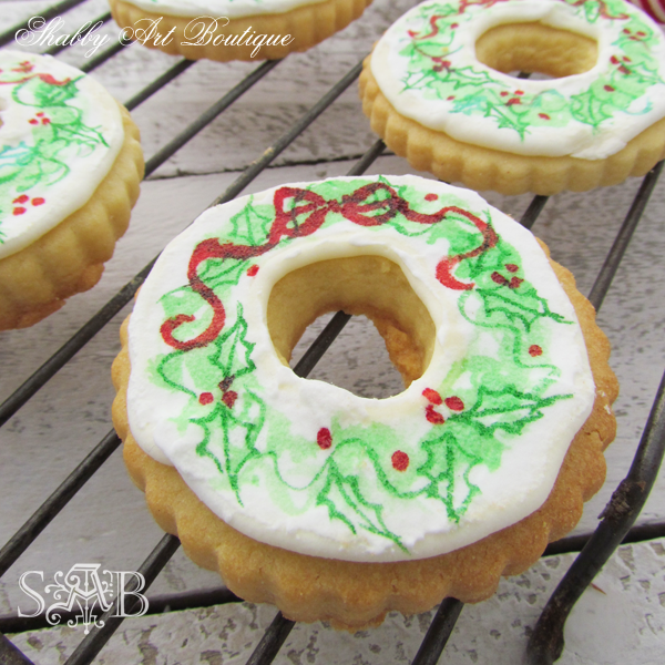 Shabby Art Boutique cookie exchange 4