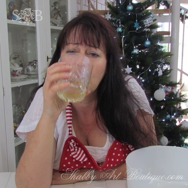 Shaby Art Boutique - Christmas Recipe 4