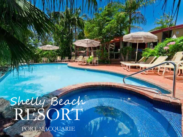 Shelly Beach Resort - pool