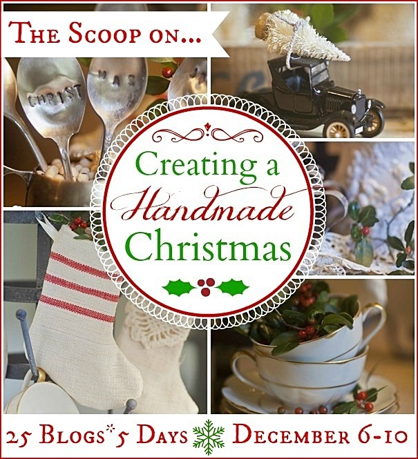 The Scoop on Creaating a handmade Chhristmas Button