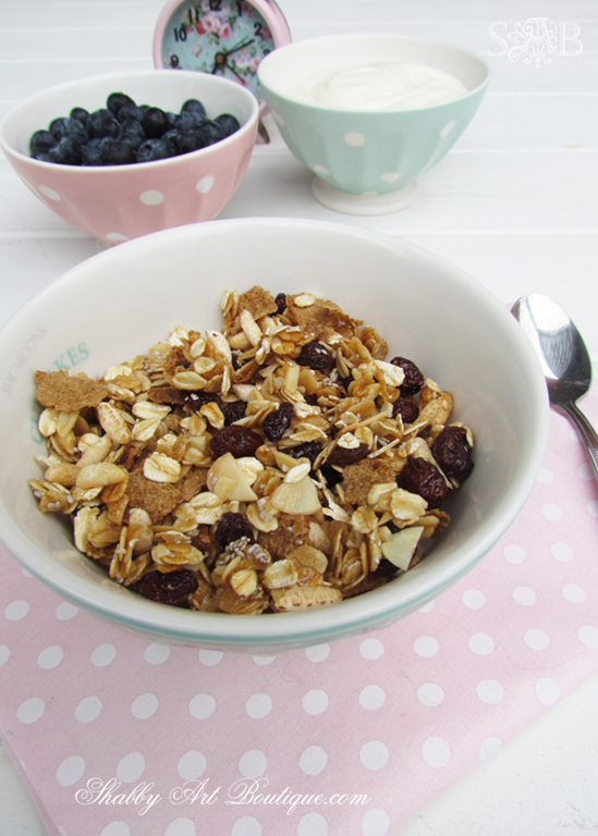 how to eat muesli for breakfast
