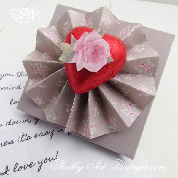 Shabby Art Boutique - love letters 3