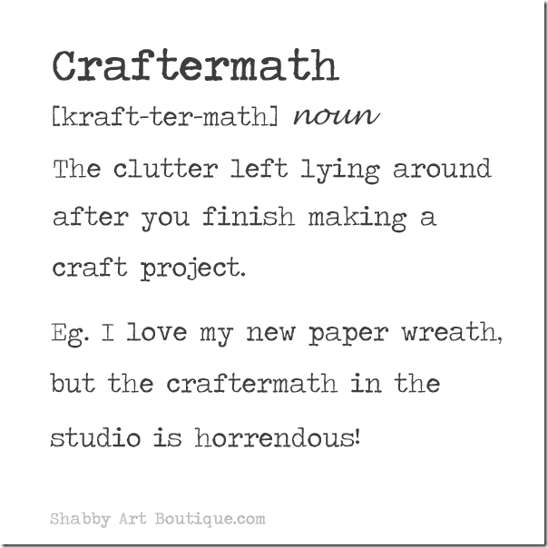 Shabby Art Boutique - Craftermath