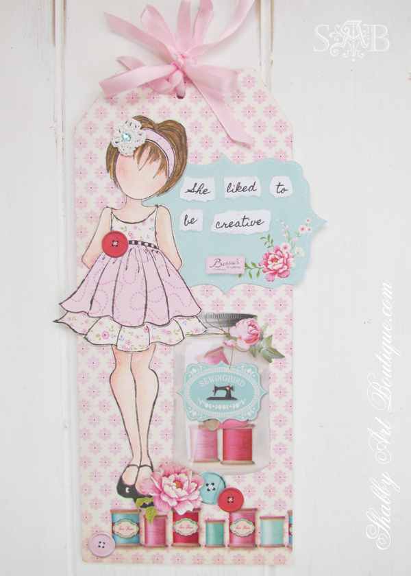 Shabby Art Boutique - The Craftermath 1