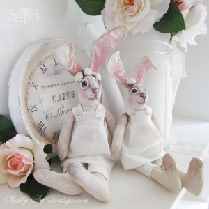 Bunny love…