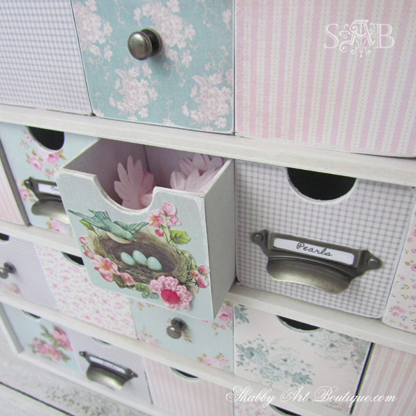 Shabby Chic Craft Room 600 x 600