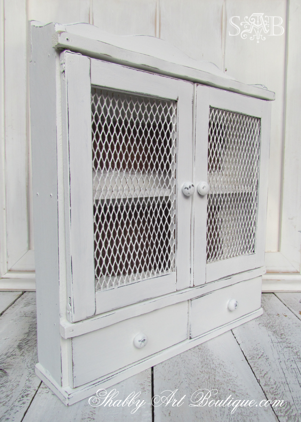 Shabby Art Boutique - Sprinkles Storage Cabinet 4