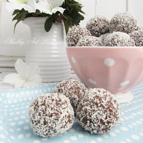 Shabby Art Boutique - Choc Mint Balls in just 10 minutes 4