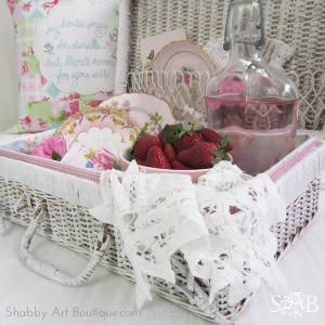 A shabby tea for two and a ASCP Giveaway