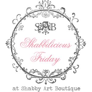2013 Shab Friday logo