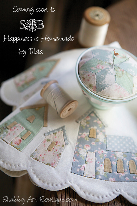 Shabby Art Boutique - Happiness is Homemade