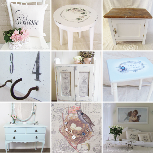 Shabby Art Boutique - Best of DIY furniture