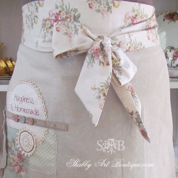 Shabby Art Boutique - Apron 4