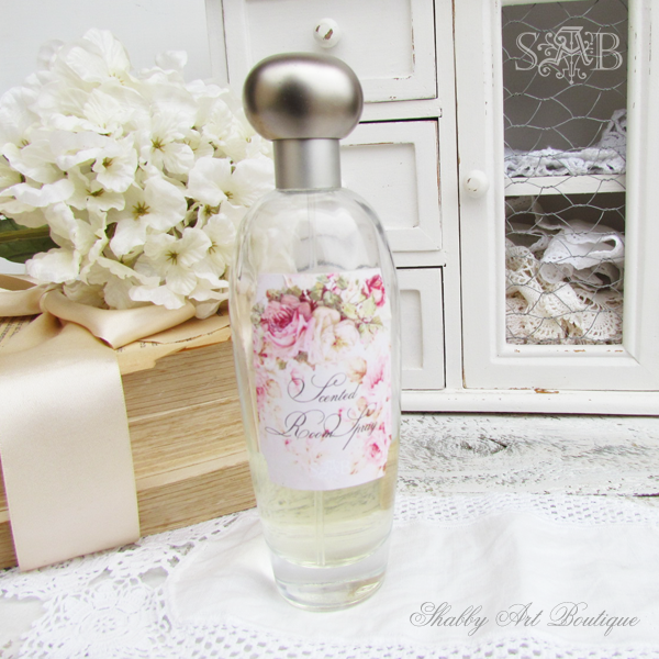 Shabby Art Boutique Scented Room Spray