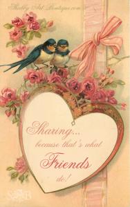 Shabby Art Boutique - Sharing Saturday Logo