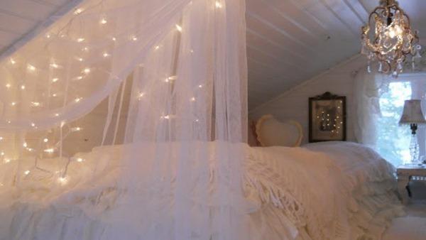 guest loft lights
