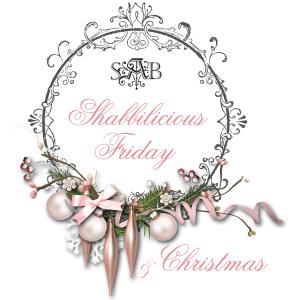 Simply Shabbilicious & Christmas link party