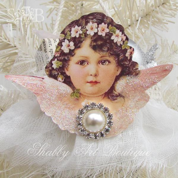 Shabby Art Boutique angel