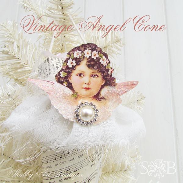 ShabbyArtBoutique-AngelCone1