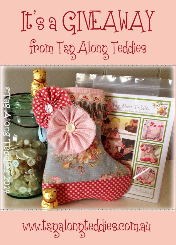 Tag Along Teddies