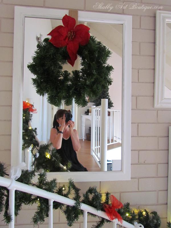 Shabby Art Boutique - Christmas Home Tour - part 1 - 7