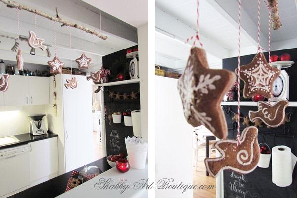 Shabby Art Boutique - home tour part 3 - kitchen 4