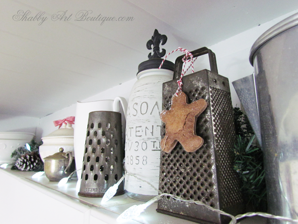 Shabby Art Boutique - home tour part 3 - kitchen 7