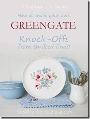 Shabby Art Boutique - GreenGate Knock-offs