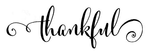 Shabby Art Boutique - thankful