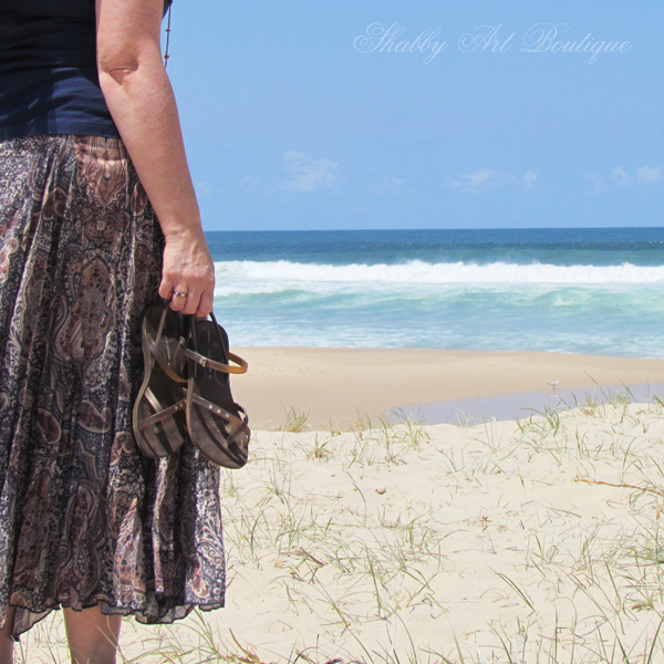 Shabby Art Boutique - A Beach Life