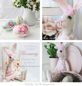 Shabby Art Boutique - March 2015 week 1