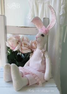 Shabbilicious bunny love