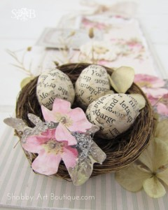 A Shabby Cottage Easter