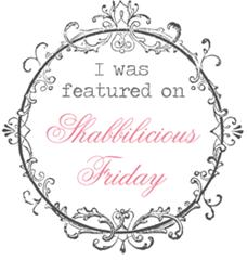 Shabbilicious Friday featured blog