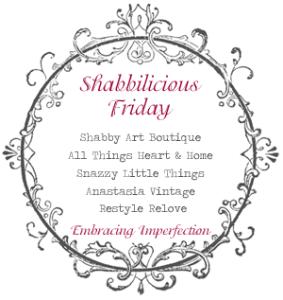 Shabbilicious Friday - logo 300