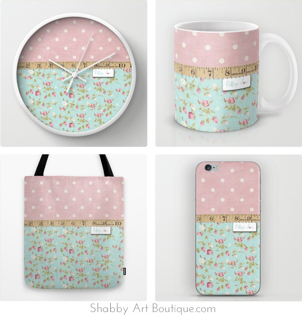 Shabby Art Boutique - Cottage Love products