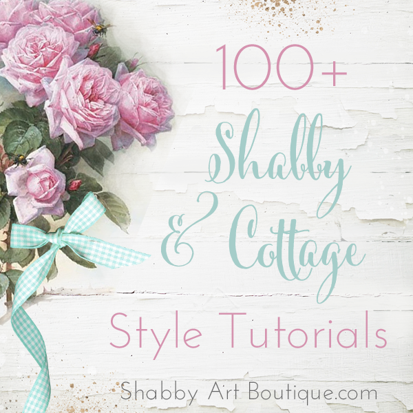 Shabby Art Boutique Tutorials