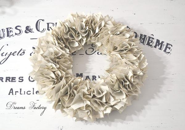 DSC_1934 paper book page wreath copy