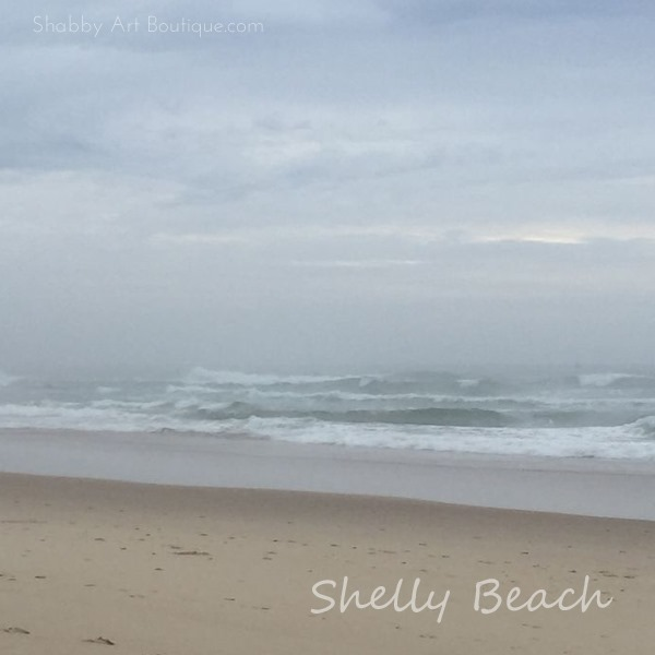Shabby Art Boutique bHome Summer Tour - beach