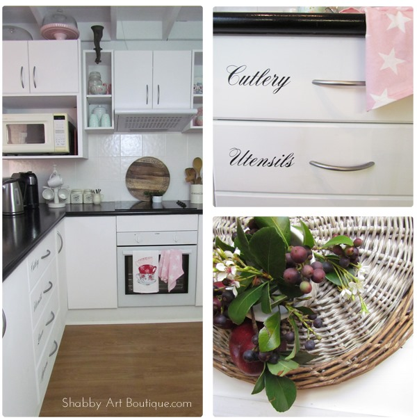 Shabby Art Boutique bHome Summer Tour - kitchen 1